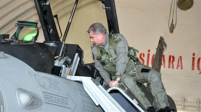 Emekli Korgeneral Şanver: O geceye ait bütün cerideler savcılarda