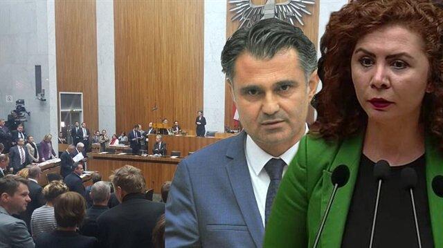 Avusturya'nın silah ambargosunu HDP'liler istemiş