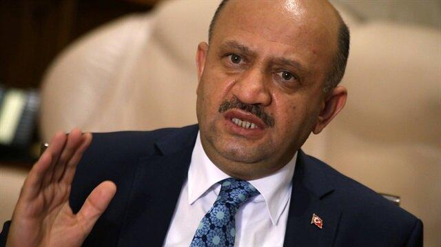 Savunma Bakanı Işık'tan Avusturya'nın ambargo kararına tepki