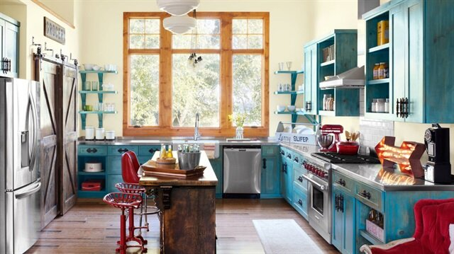 Evinizin sıkıcı halinden kurtulmanızı sağlayacak tasarım önerileri