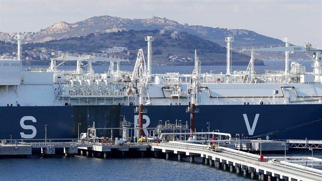 Yüzen tesisle yıllık 5 milyar metreküp doğalgaz