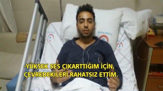Türkiyeyi gözyaşlarına boğan sözlerin sahibi polis konuştu