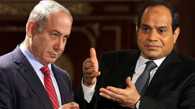 Araplar'dan Sisi'ye tepki: Netanyahu gibisin