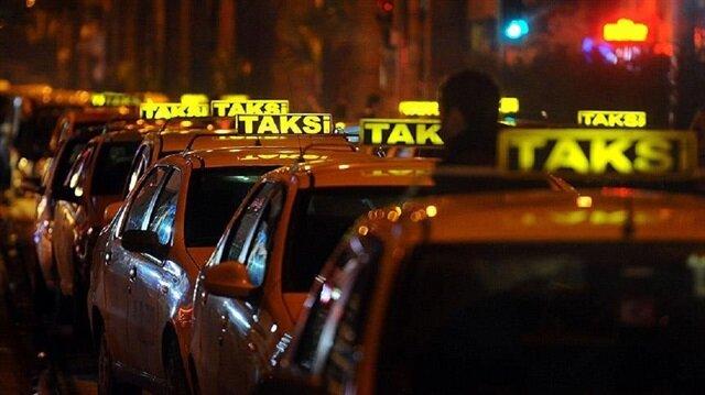 Takside indi-bindi ücreti alınacak