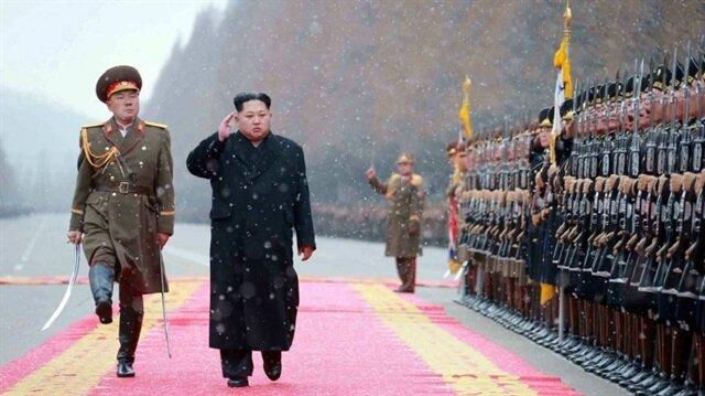 Bütün yönleriyle Kuzey Kore'nin askeri gücü