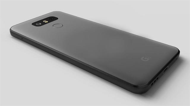 LG G6'nın tüm tasarım detayları belli oldu