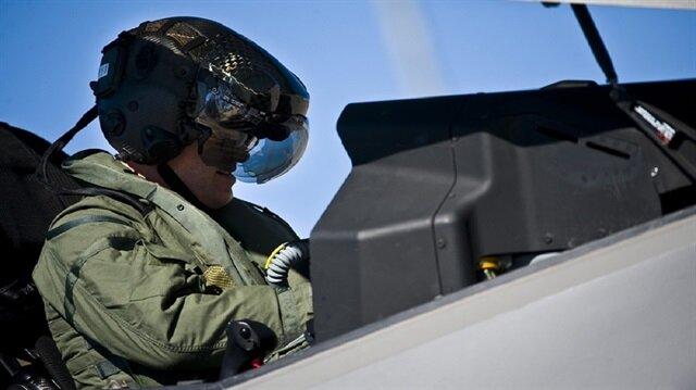 F-35 pilotlarına 400 bin dolarlık inanılmaz kask