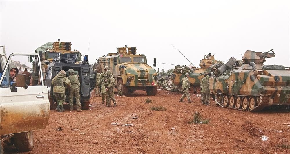 TSK, Bab için 8 bin Mehmetçiğin katılacağı yeni bir operasyona hazırlanıyor.