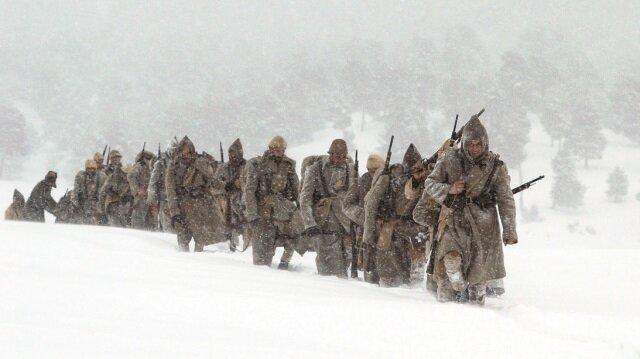 Tarihin en soğuk olayı: Sarıkamış Harekatı