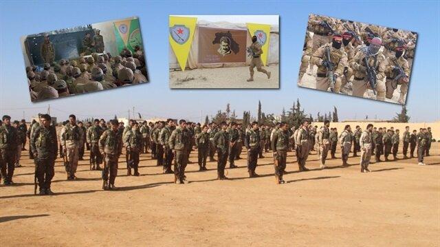 ABD'li askerlerin yanıbaşımızda PKK'yı eğittiği yeni görüntüler ortaya çıktı