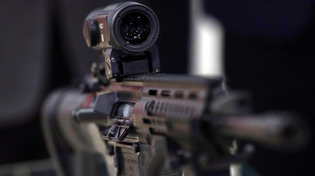 Yerli MilliPiyade Tüfeği MPT-76 teslim edildi