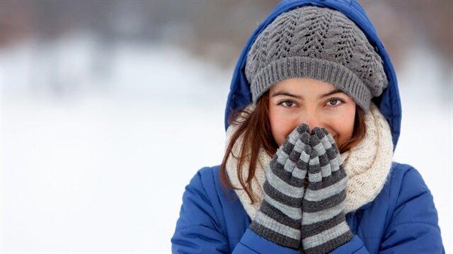 Kış aylarında en sık görülen 5 cilt hastalığı