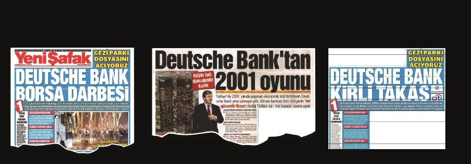 ABD Adalet Bakanlığı Deutsche Bank'a 2005-2007 yılları arasında sorunlu mortgage ürünlerini müşterilerine bilerek sattığı gerekçesiyle 14 milyar dolar ceza vermişti.