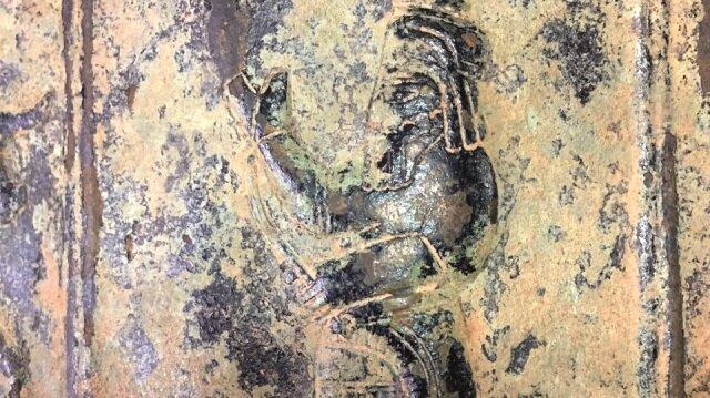4 bin yıllık tarihi eser ele geçti