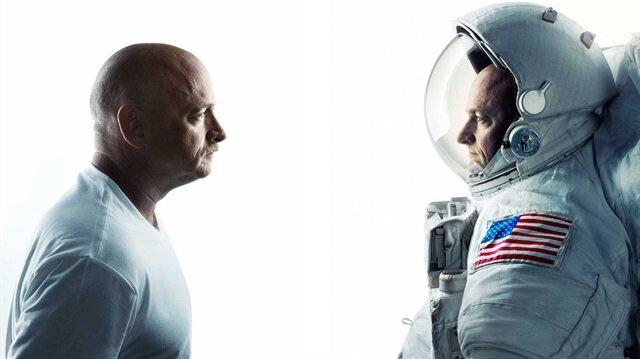 Uzay yaşamıyla ilgili bilgiler veren deney: NASA ikizler çalışması