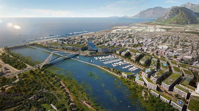 Antalya'ya 732 milyon liralık yatırım