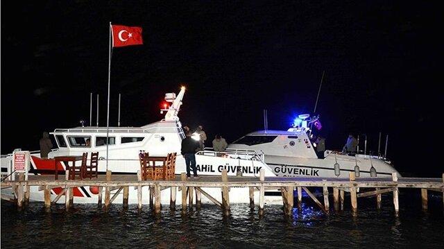 Muğla'da balıkçı teknesi battı: 2 kayıp