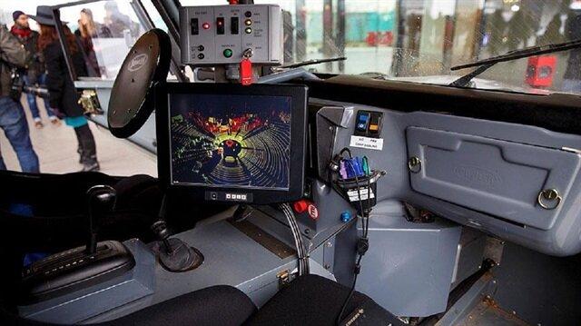 Sürücüsüz araçları el işareti ile durdurabileceğiz