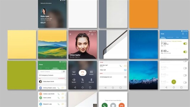 LG G6'nın yeni arayüzünü gösteren video yayınlandı