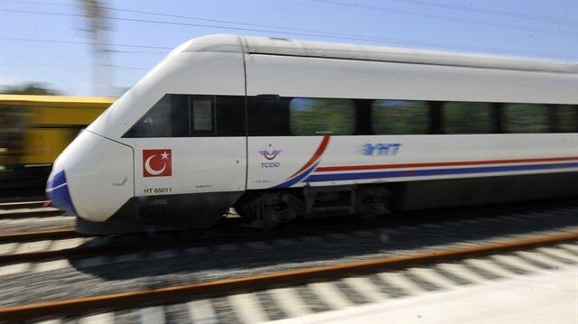 Sivas 2018 yılı sonunda yüksek hızlı trene kavuşacak