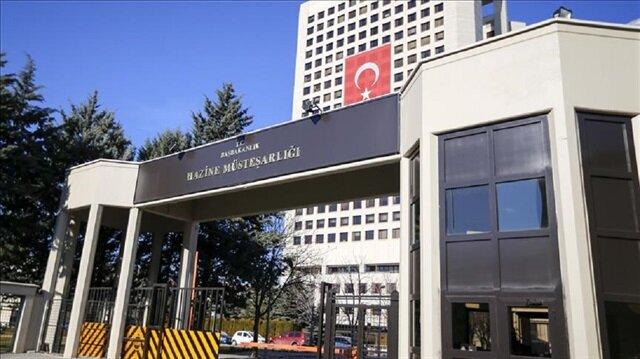 TMSF'den Hazine'ye 500 milyon lira