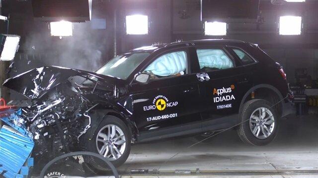 Kaya gibi sağlamlar: 2017 yılının en güvenli otomobilleri belli oldu