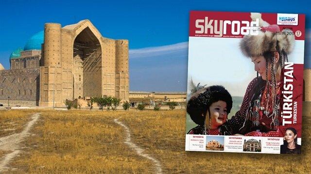 Aylık gezi kültürü dergisi Skyroad çıktı