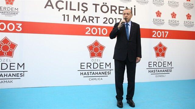 Cumhurbaşkanı Erdoğan: Bürokratik oligarşi önümüzü kesiyor