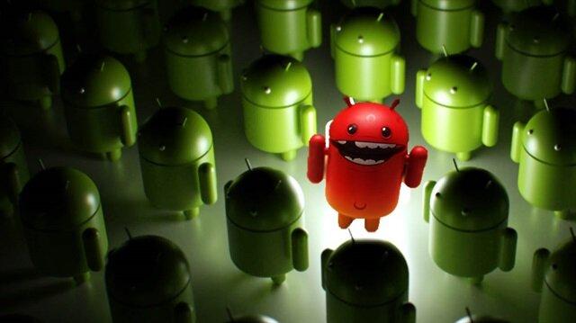 Android telefonlara virüs fabrikada yüklenmiş