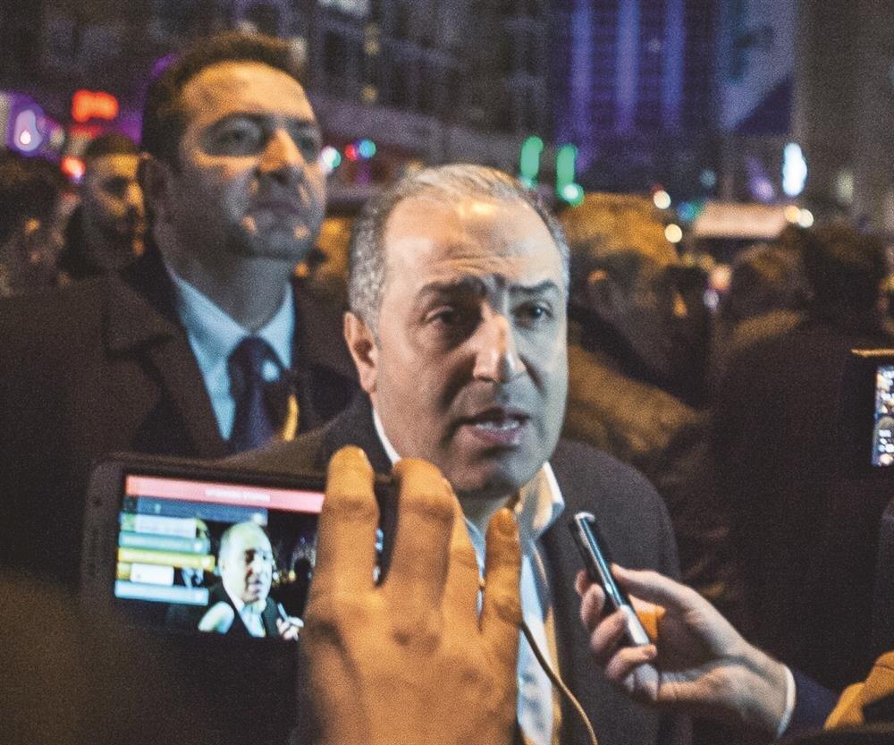 AK Parti İstanbul Milletvekili Mustafa Yeneroğlu