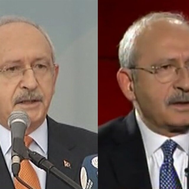 Kılıçdaroğlunun milli duruşu 24 saat sürmedi