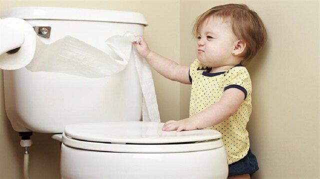 'Tuvalet eğitimi' deyip geçmeyin; bebeğiniz için sabırlı olun
