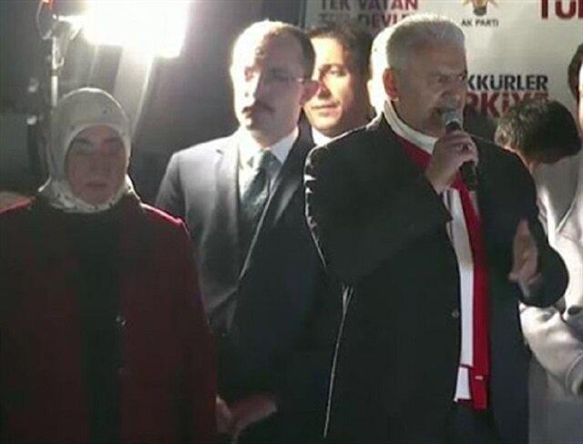 Turkish PM: Turkey is opening a new page in its democratic history