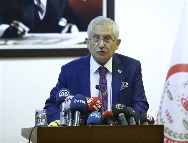 YSK Başkanı Güven: İtirazları bugün değerlendireceğiz