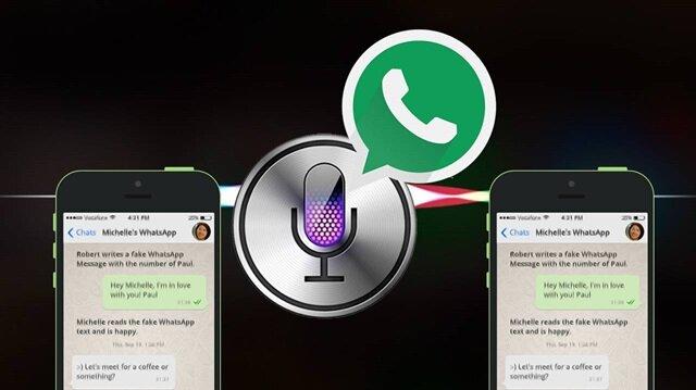 WhatsApp yenilendi: Siri artık gelen mesajları okuyacak