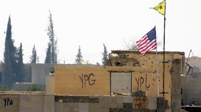 Bu ne sevgi ah: PYD/PKK şimdi de sırtını ABD'ye dayadı