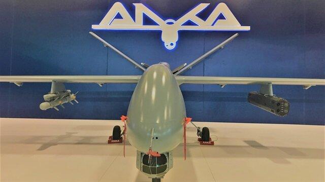 Sadece Türkiye için geliştirildi: Yerli üretim insansız hava aracımız 'ANKA' silahlı haliyle karşınızda