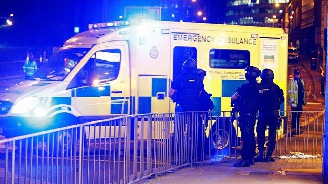 Terör bu kez İngiltere'yi vurdu: 22 ölü, 59 yaralı