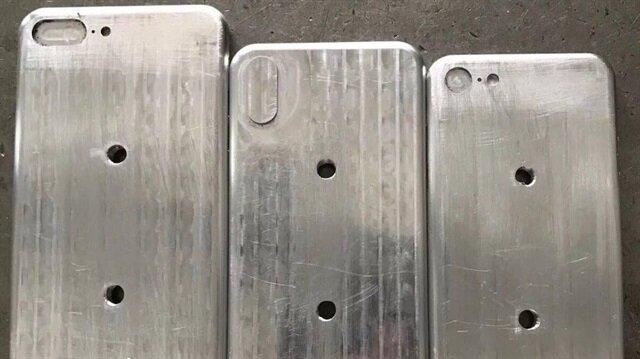 Biri çok farklı: iPhone 7s, iPhone 7s Plus ve iPhone 8 yan yana ilk defa görüntülendi