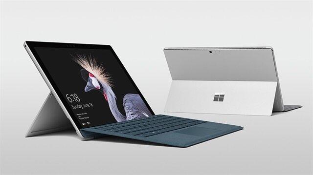 Microsoft Surface Pro tanıtıldı: İşte tüm detaylar
