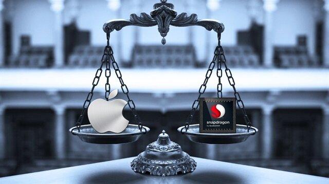Apple ve Qualcomm tartışması büyüyor