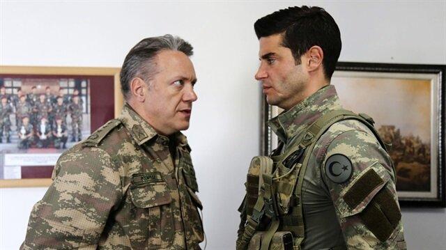 Savaşçı dizisi çalışanlarından başrol oyuncusuna tepki