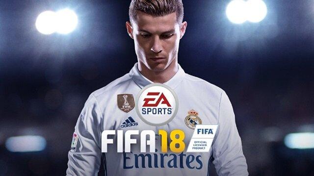 EA Sports bombayı patlattı: Cristiano Ronaldo'lu FIFA 18 tanıtımı