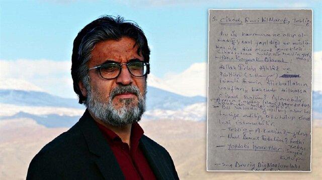 Akif Emre'nin 30 yıllık notları ve kaynak kitap listesi