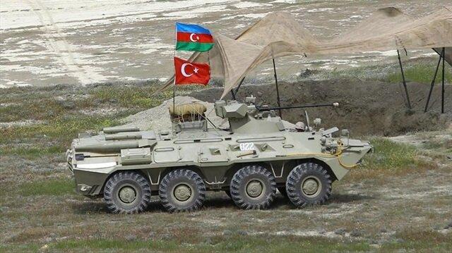 Türkiye ve Azerbaycan'dan Nahçıvan'da askeri tatbikat