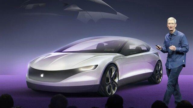 Apple beklenen açıklamayı yaptı: Sürücüsüz otomobil geliştiriyoruz!