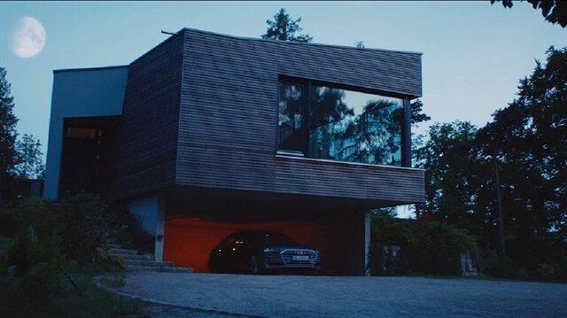 Audi'nin kendi kendine park eden A8 modeli geliyor: İlk videosu yayınlandı