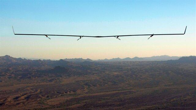 Facebook'un insansız hava aracı Aquila, ikinci uçuşunu başarıyla tamamladı