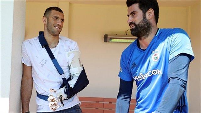Aykut Kocaman'ı şoke eden haber: Yıldız futbolcu sezonu kapatabilir