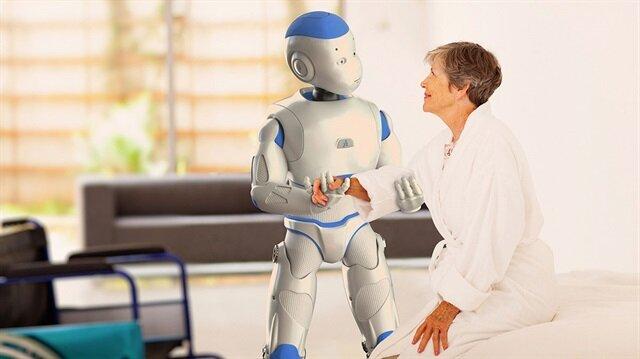 Toyota, felçli hastalar için özel robot geliştirdi
